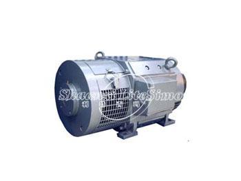 电力机车上拖动液压泵